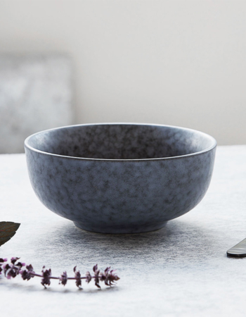 Porcelain bowl of Gray Stone