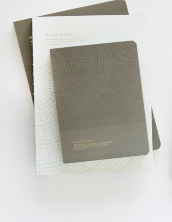 "Notebook ""Geometic"" - large"