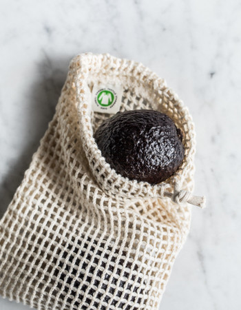 Re-sack Small - Small mesh bag for fruits and vegetables / 2 pcs
