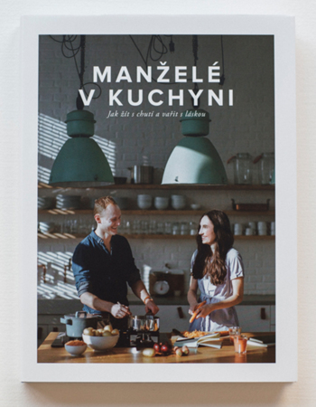 Marika and Jirka Kucova - Spouses in the kitchen