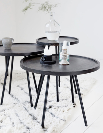 Round table Juco Ø 40 x 55