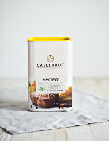 Mycryo cocoa butter 600 g Callebaut
