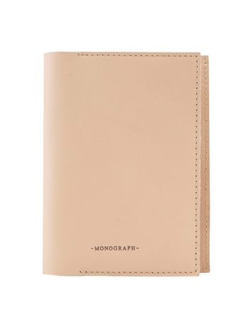 Leather case for Nude documents