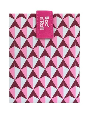 Snack pocket - Boc'n Roll Tiles Pink