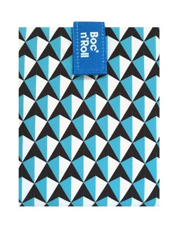 Snack pocket - Boc'n Roll Tiles Blue
