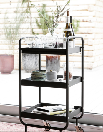 Trolley Roll Black