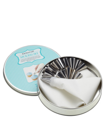 Sweetly Does It Icing Tin Set