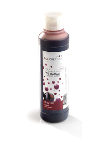 PCB Cocoa buter with black currant