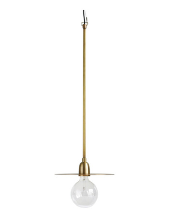 Lamp LP Brass Plated
