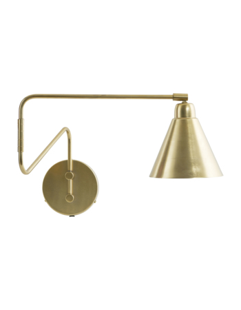 Wall Lamp Game Brass