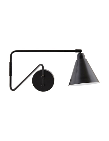 Wall Lamp Game Black