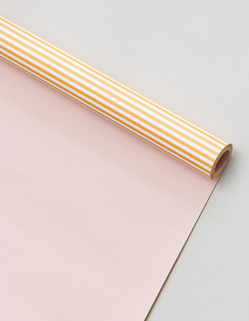 Gift wrapping paper, Stripes