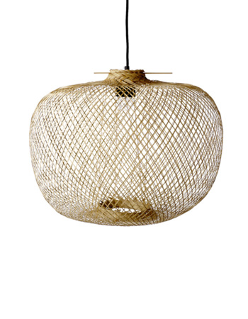 Pendant Lamp, Nature, Bamboo