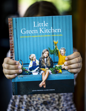 Little Green Kitchen - Simple vegetarian family recipes