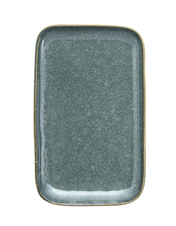 Aime Plate Stoneware Green