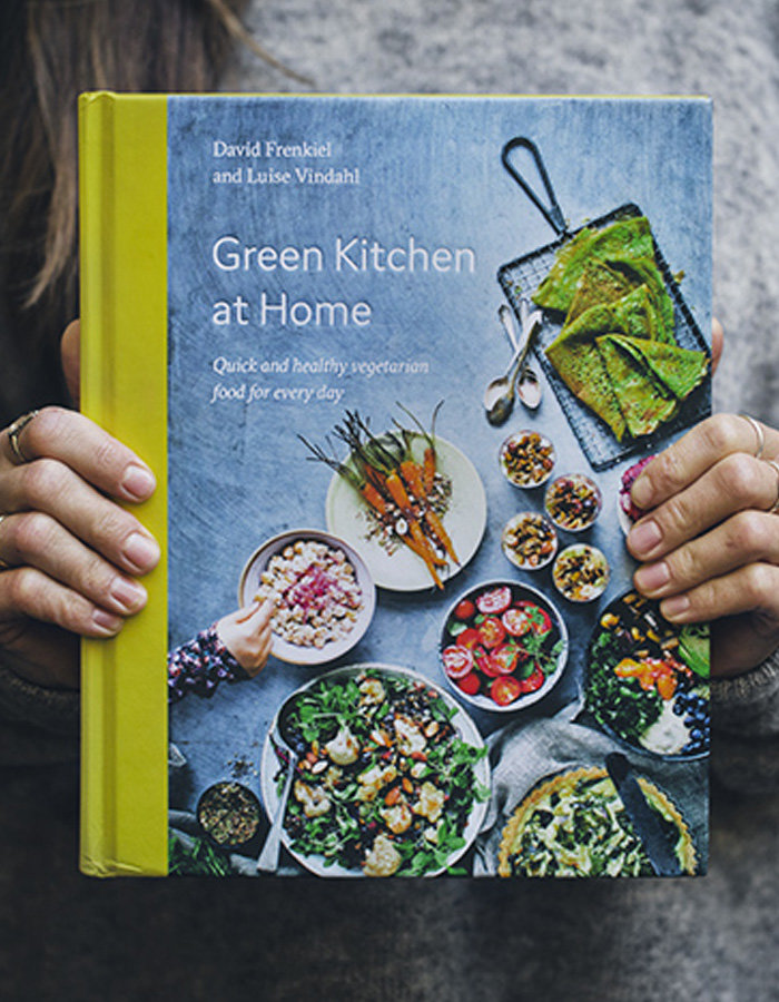 Green Kitchen At Home Quick And