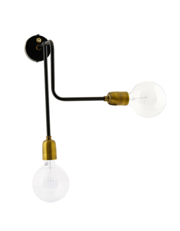 Wall Lamp Duo Molecular