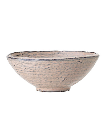 Alia Bowl, Rose, Stoneware
