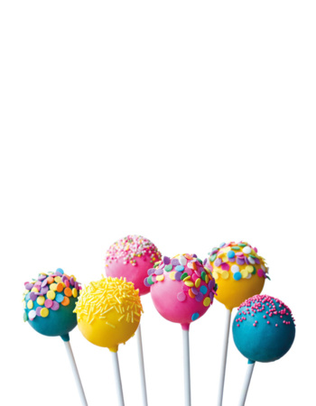 Sweetly Does It Pack of 50 Cake Pop Sticks