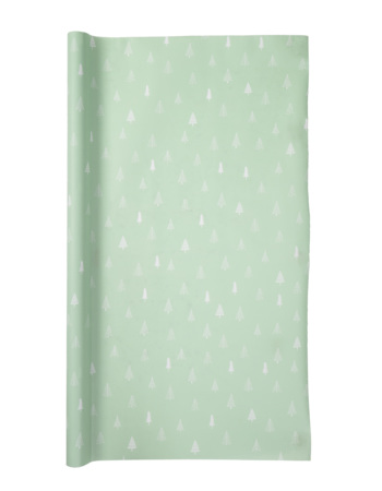Gift Wrapping, Green, Paper