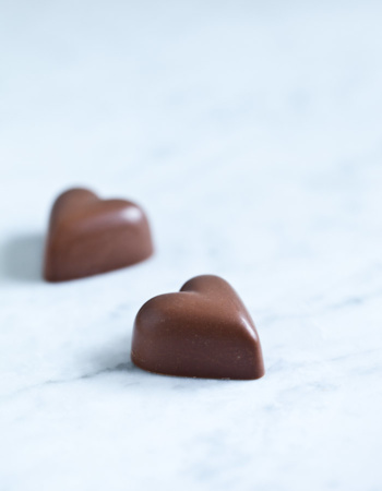 "Form for pralines ""Heart"""