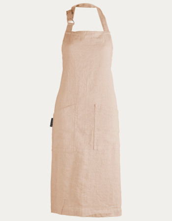 Apron Hedvig Dusty Pink