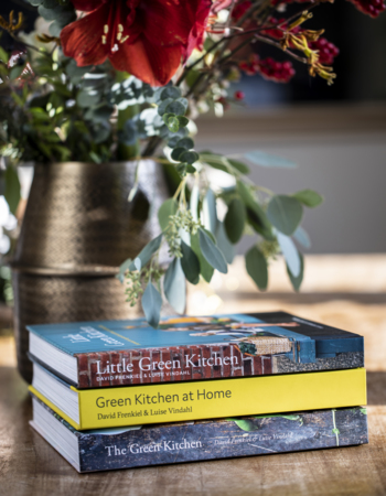 Green Kitchen books - set of 3