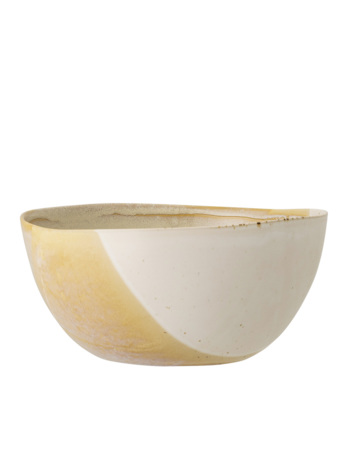 April Bowl, Multi-color, Stoneware Ø 13 cm