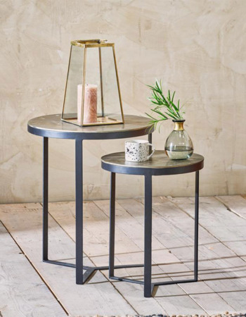 Maba Nesting Side Tables