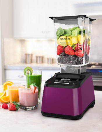 Blendtec Mixer Designer 625 - Purple