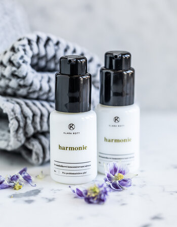 Harmonie - A two-component concentrated serum for problematic skin