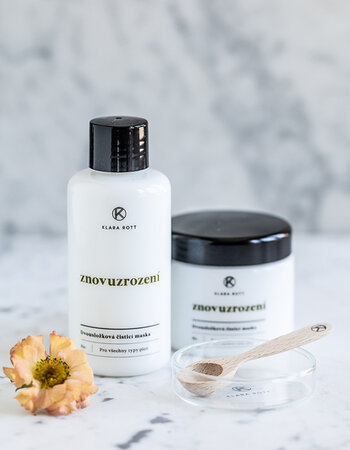 Znovuzrození - Two-component purifying mask for all skin types