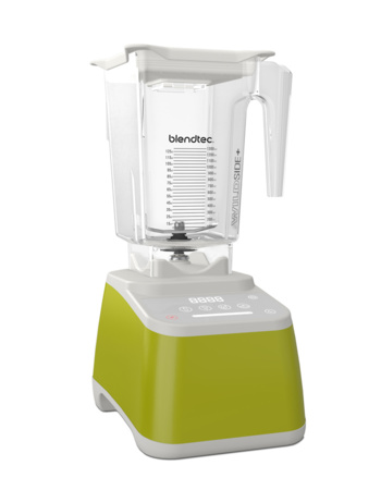 Blendtec Designer 625 Mixer - Green