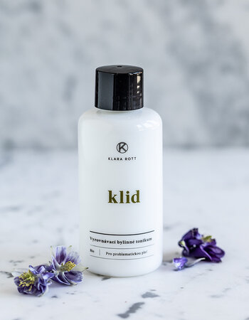 Klid - Balancing herbal tonic for problematic skin