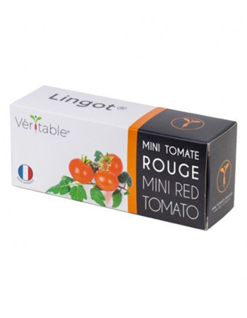 Véritable Lingot Mini red tomato