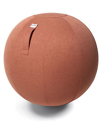VLUV SOVA  Seating Ball Salmon