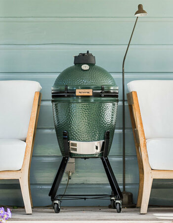 Big Green Egg Large + stand