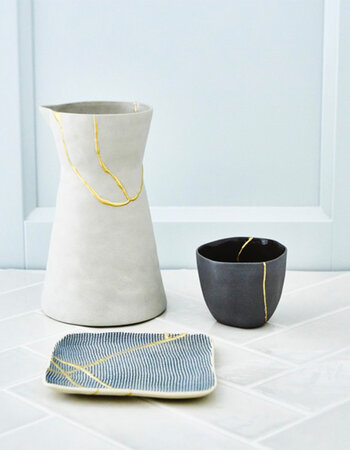 Repair Kit New Kintsugi Gold
