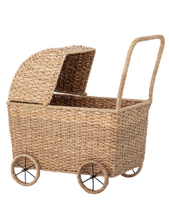 Toy Pram, Nature, Bankuan Grass