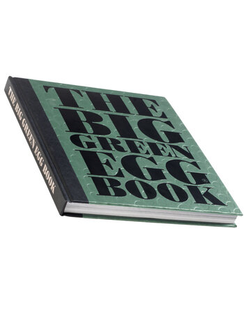 The Big Green Egg Book - english edition