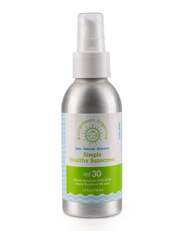Butterbean SPF 30 Simple Formula Sunscreen