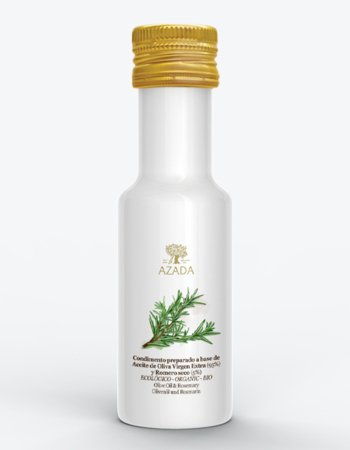 Organic Virgin Olive Oil Rosemary 100 ml
