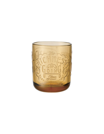 Cold Brew Coffee glass 350 ml amber