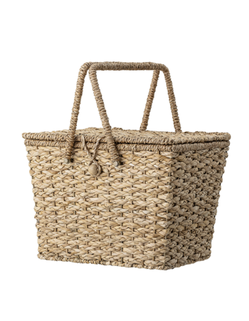 Basket Nature Bankuan Grass