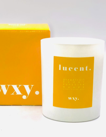 Candle Lucent. Sunshine & Cedar 7 oz.