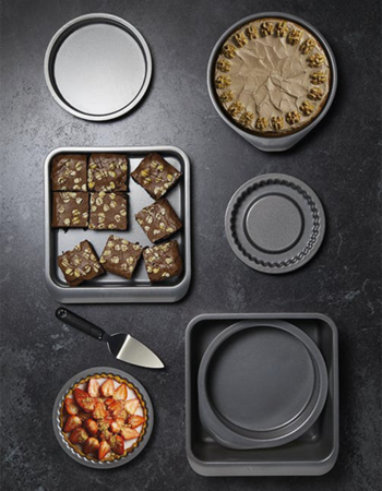 MasterClass Smart Space Stacking Pastry Set