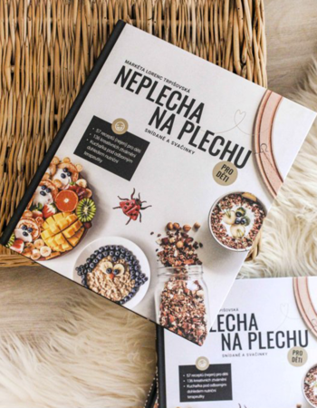 Neplecha na plechu - Breakfasts and Snacks