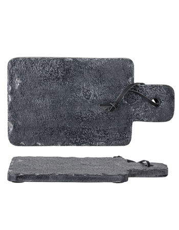 Cutting Board Black Slate