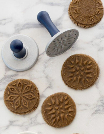 Starry Night Cookie Stamps 3 pcs