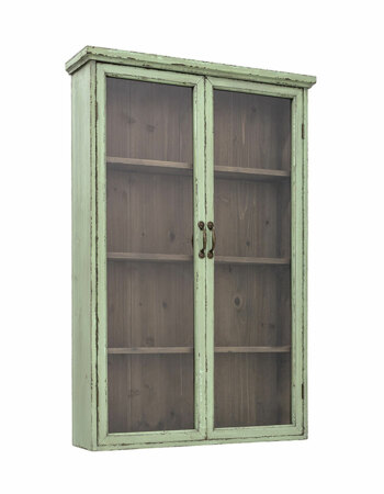 Hazem Cabinet Green Firwood